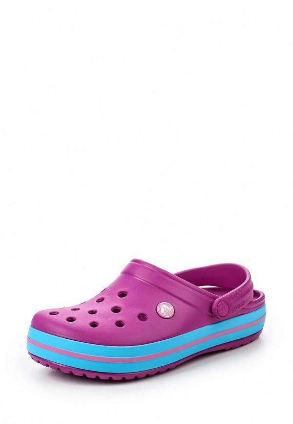 Женские сланцы Crocs (Крокс) 11016-59L