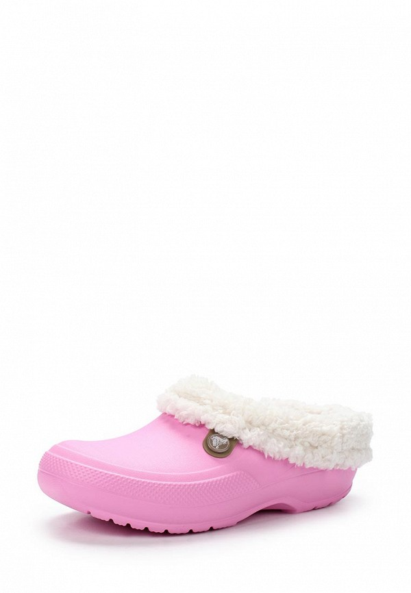 Сабо Crocs Crocs CR014AUWKC64 слипоны crocs crocs cr014amred11