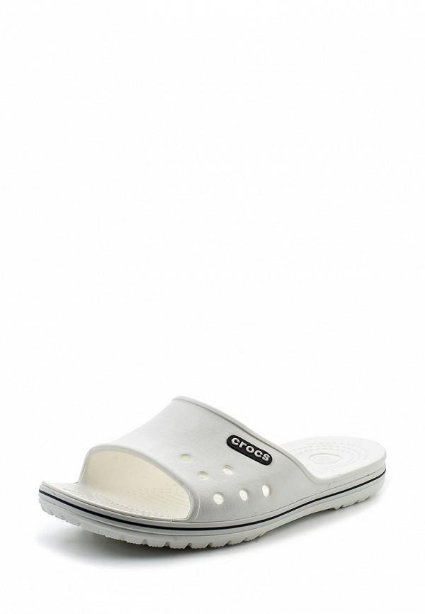 купить Шлепанцы Crocs Crocs CR014AUWLQ06 по цене 2190 рублей