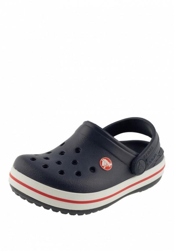 Сабо Crocs Crocband K Navy