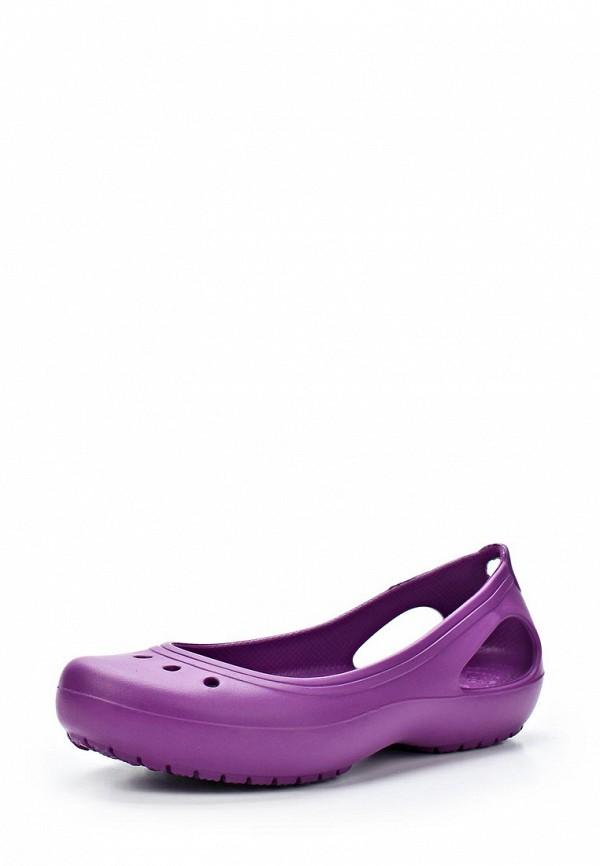 Балетки Crocs