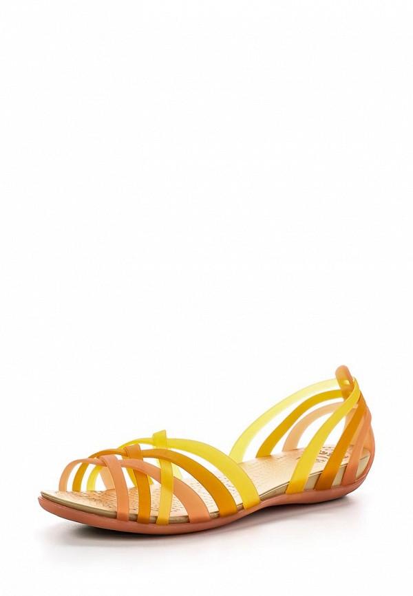 Женские сандалии Crocs (Крокс) 14121-6AU
