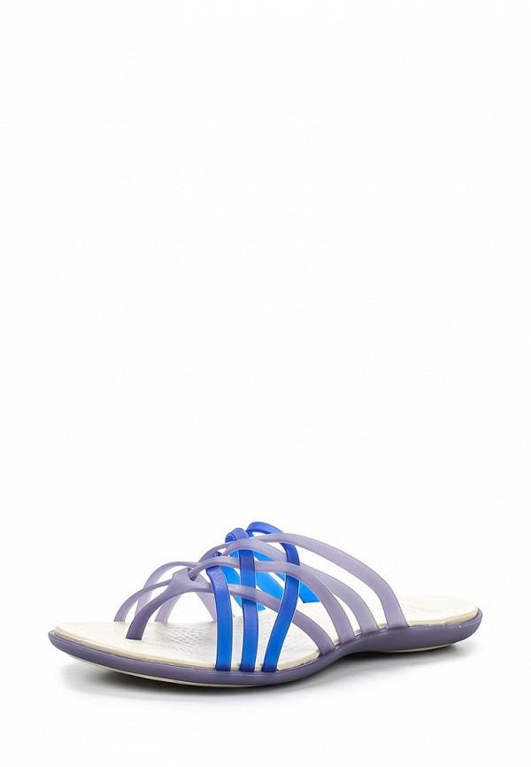 Женские сланцы Crocs (Крокс) 14122-4Q9