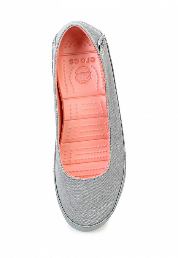 Женские балетки Crocs (Крокс) 15317-06Z: изображение 4