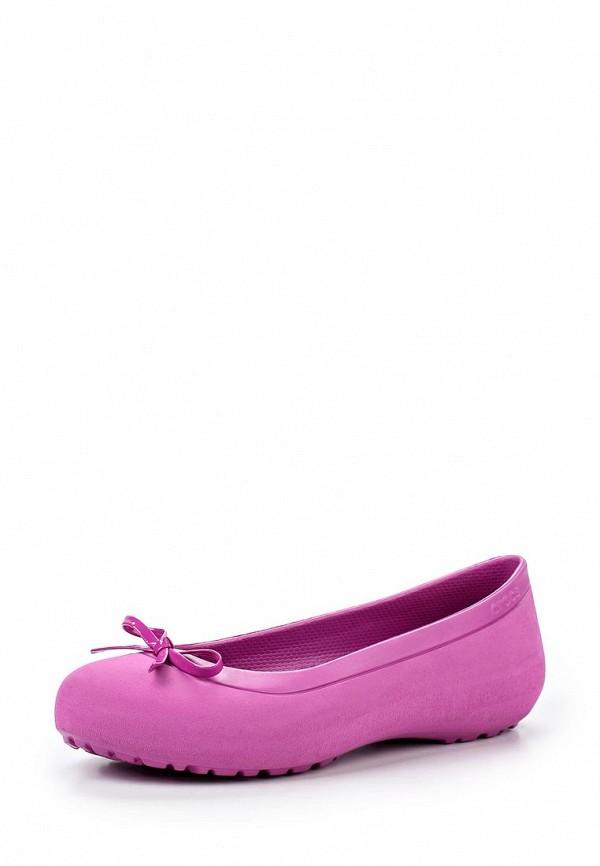 Женские балетки Crocs (Крокс) 201818-5M1