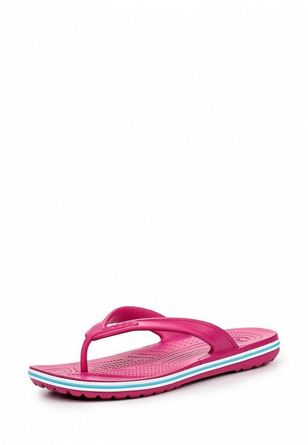 Женские сланцы Crocs (Крокс) 15690-6GF