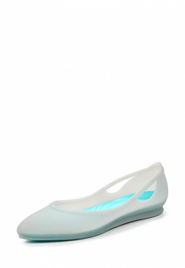 Женские балетки Crocs (Крокс) 16265-0BD