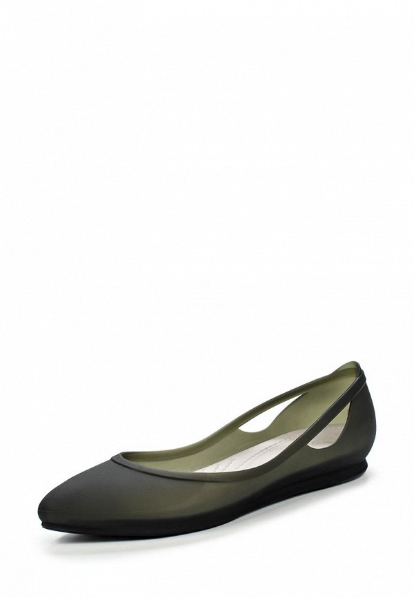 Женские балетки Crocs (Крокс) 16265-0W8