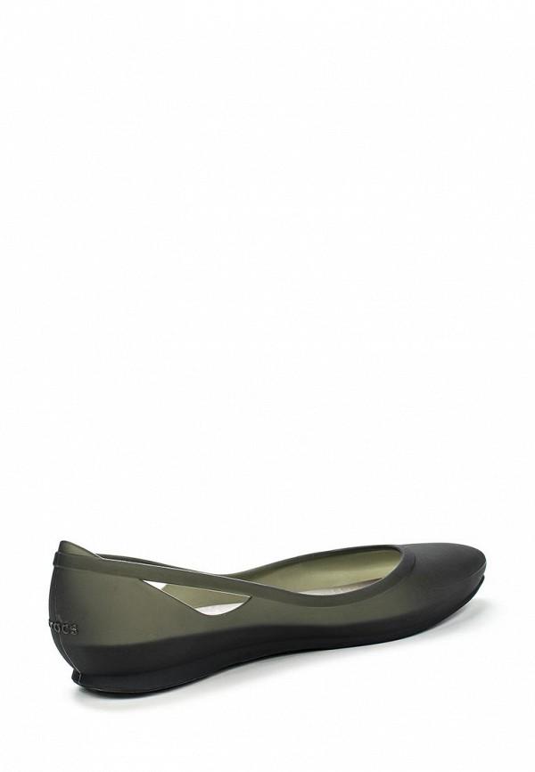 Женские балетки Crocs (Крокс) 16265-0W8: изображение 2