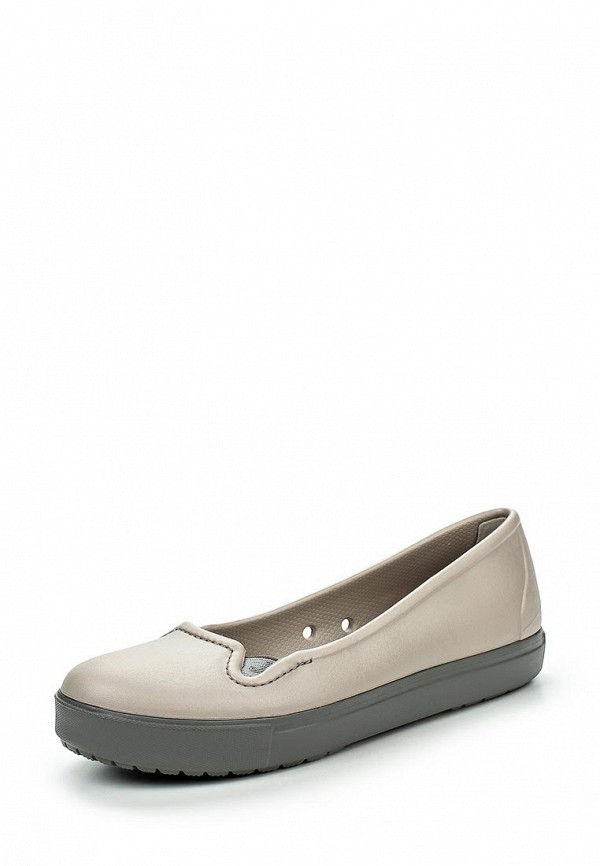 Женские балетки Crocs (Крокс) 202923-018