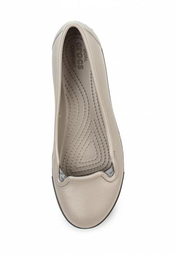 Женские балетки Crocs (Крокс) 202923-018: изображение 6
