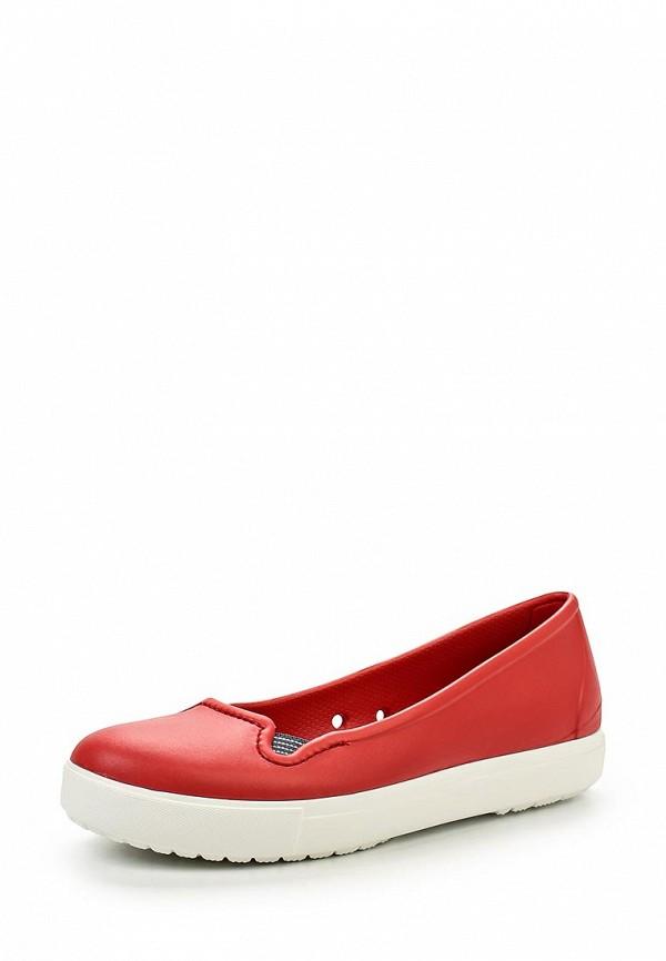 Женские балетки Crocs (Крокс) 202923-884