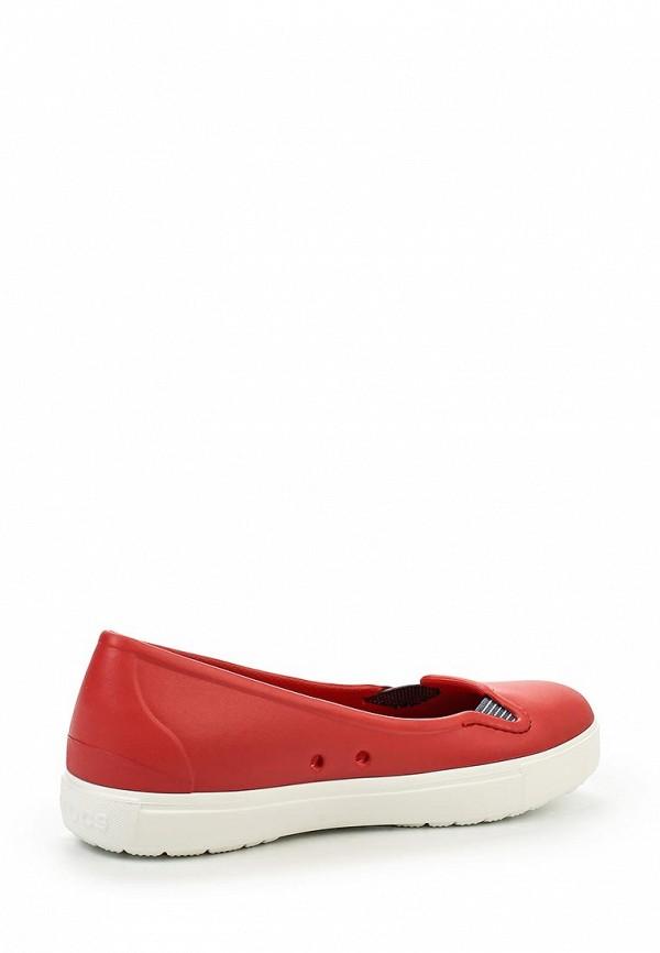 Женские балетки Crocs (Крокс) 202923-884: изображение 4