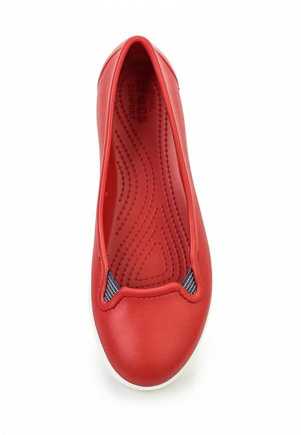 Женские балетки Crocs (Крокс) 202923-884: изображение 6