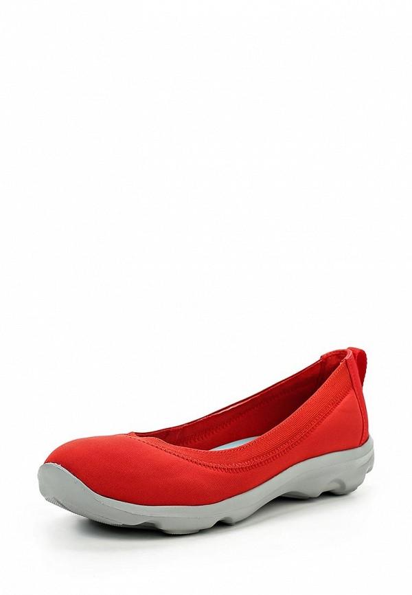 Женские балетки Crocs (Крокс) 203194-8C1