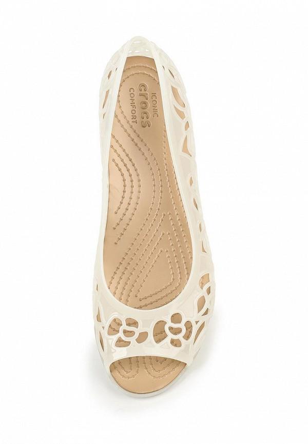 Женские балетки Crocs (Крокс) 203285-159: изображение 4