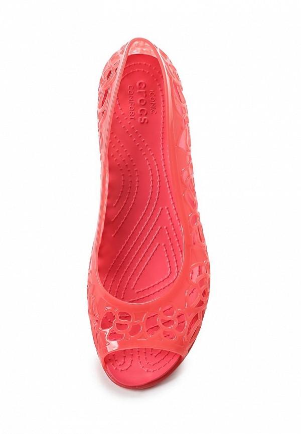 Женские балетки Crocs (Крокс) 203285-689: изображение 4