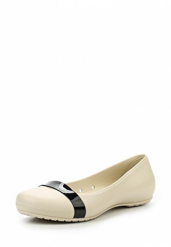 Женские балетки Crocs (Крокс) 202309-16U