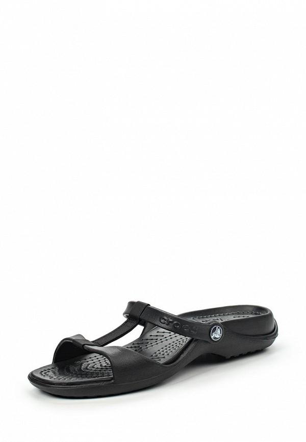 Женские сланцы Crocs (Крокс) 11216-060