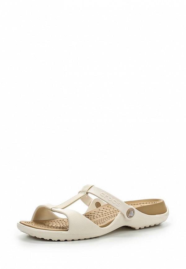 Женские сланцы Crocs (Крокс) 11216-13S