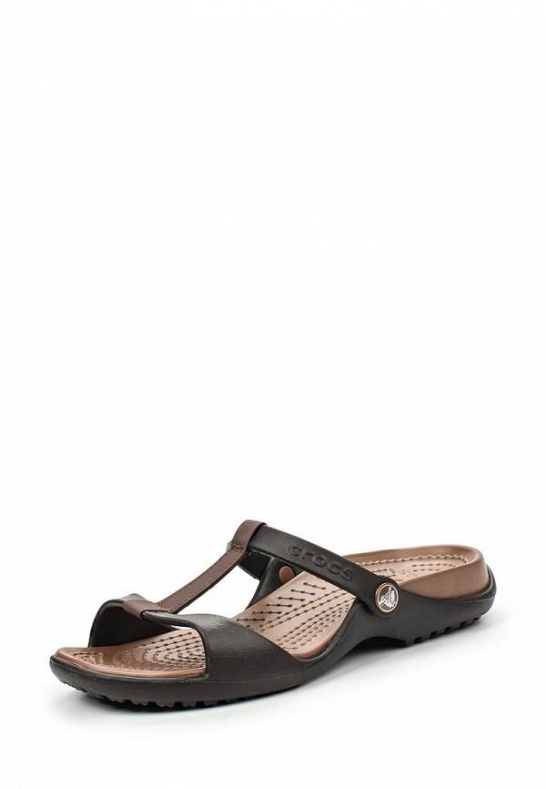 Женские сланцы Crocs (Крокс) 11216-25M