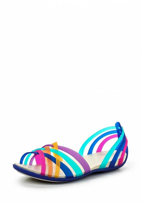 Женские сандалии Crocs (Крокс) 14121-95P