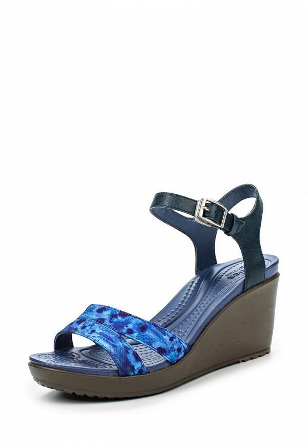 Женские босоножки Crocs (Крокс) 202516-4DD