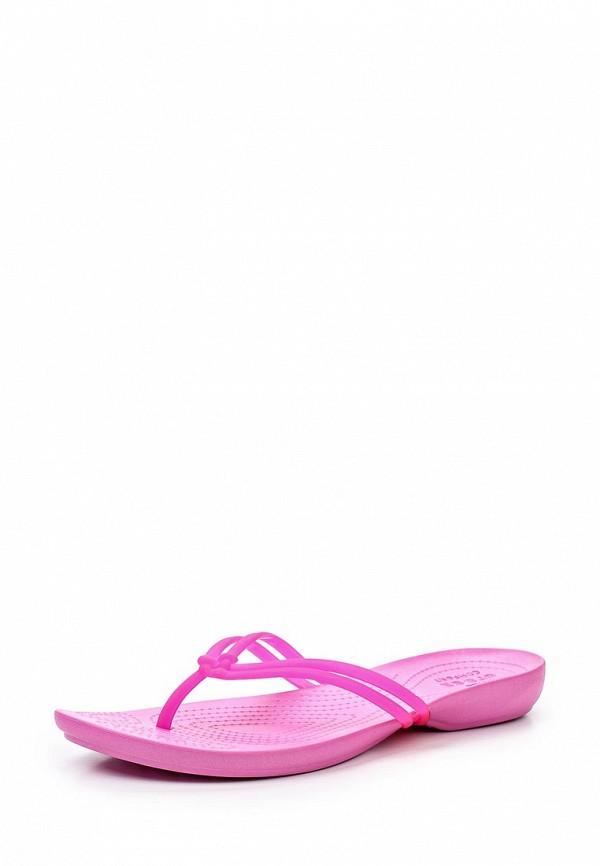 Женские сланцы Crocs (Крокс) 204004-69I