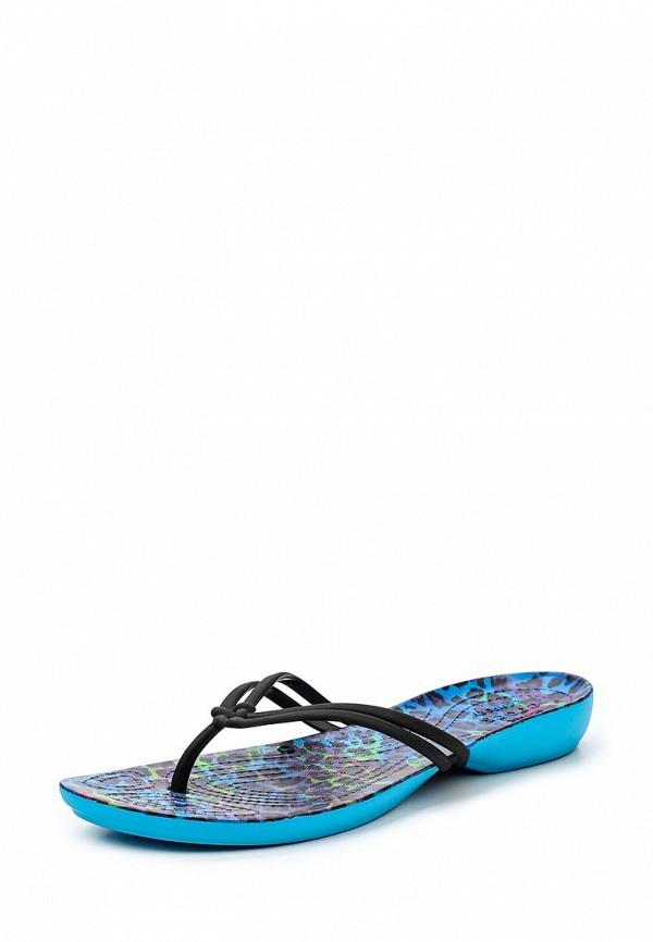 Женские сланцы Crocs (Крокс) 204196-92V