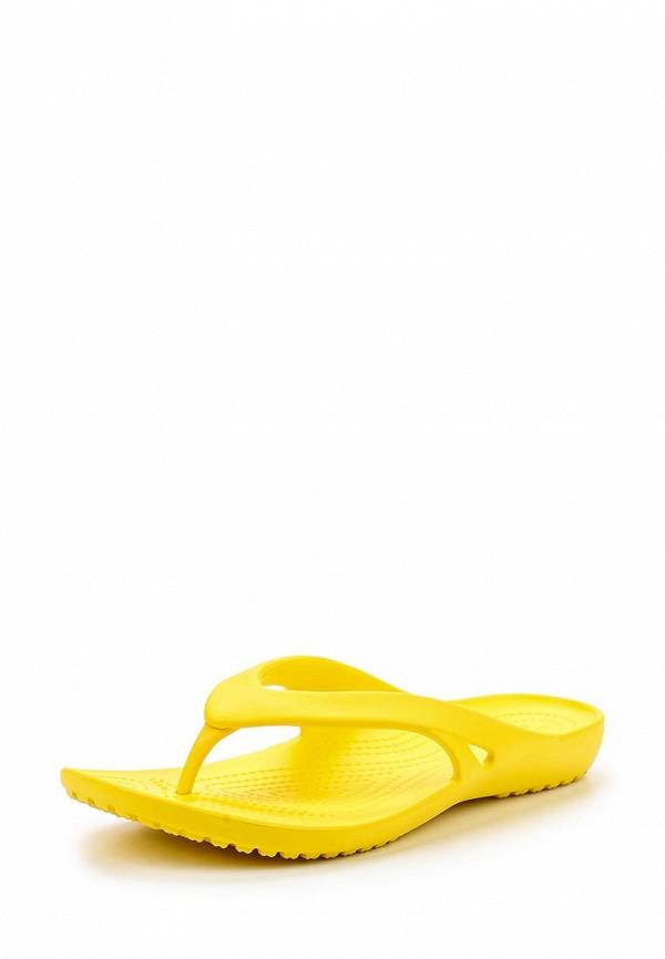 Женские сланцы Crocs (Крокс) 202492-7C1