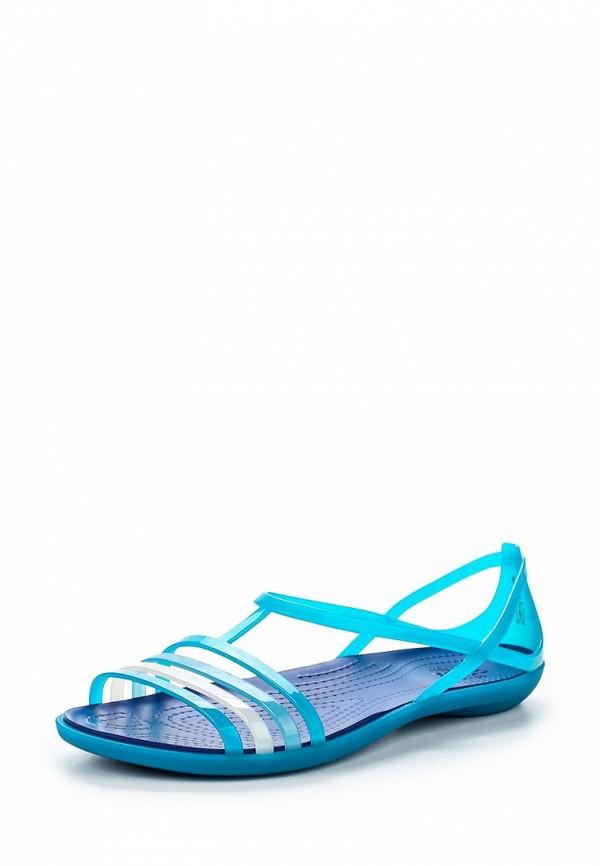 Женские сандалии Crocs (Крокс) 202465-4P1
