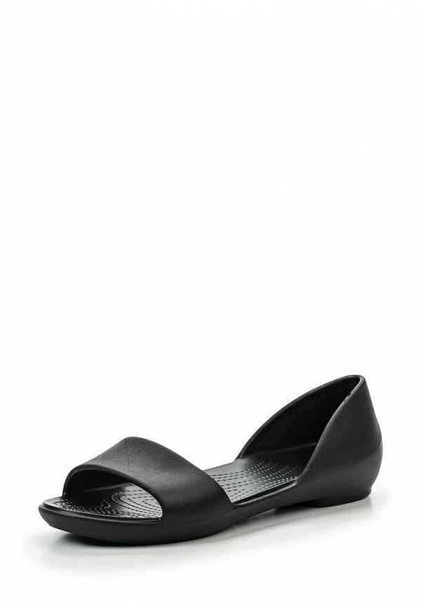 Женские сандалии Crocs (Крокс) 204291-001