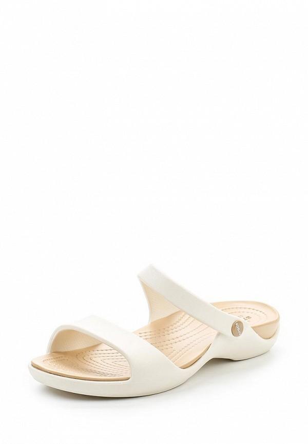 Женские сланцы Crocs (Крокс) 204268-13S