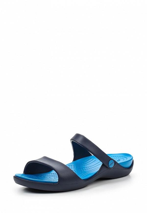 Женские сланцы Crocs (Крокс) 204268-43C