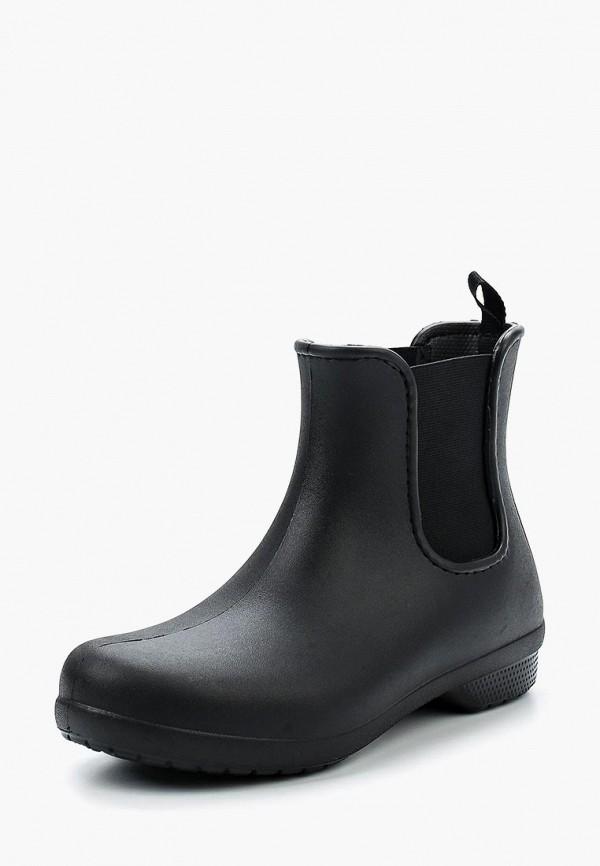 Резиновые ботинки Crocs Crocs CR014AWWKC52 ботинки crocs ботинки