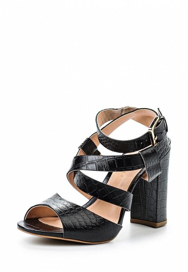 Босоножки на каблуке Cristofoli 161242