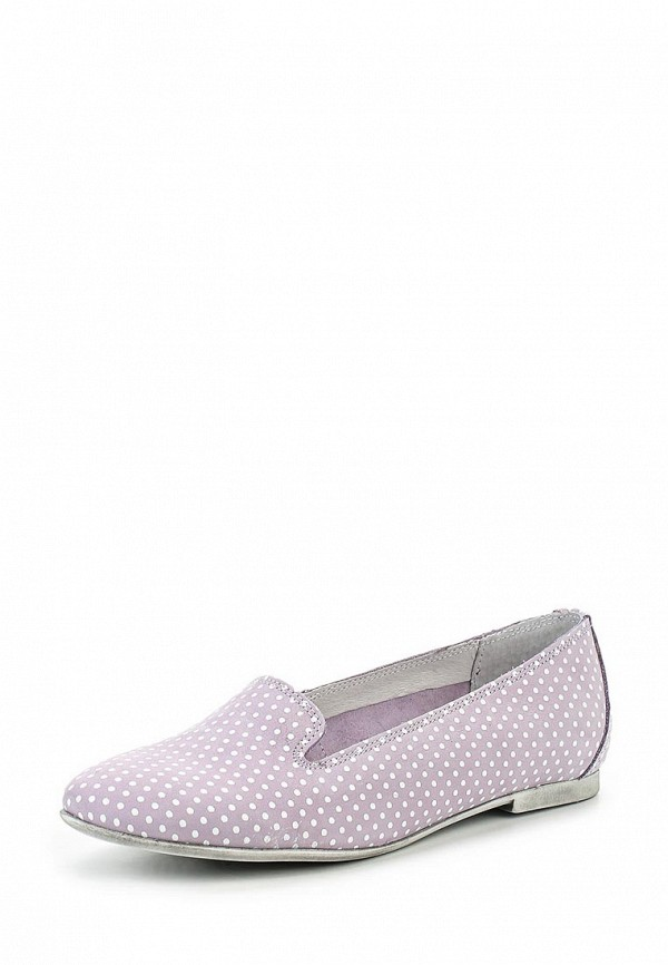 Туфли на плоской подошве Dali 123-2-201-21-1