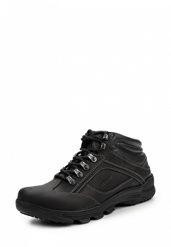 Ботинки трекинговые Darkwood