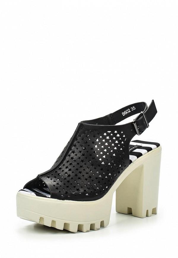 Босоножки на каблуке Damerose F2-A-B602