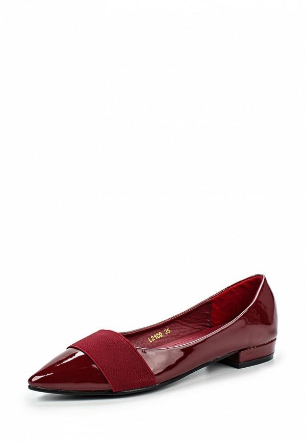 Туфли на плоской подошве Damerose F2-L2100
