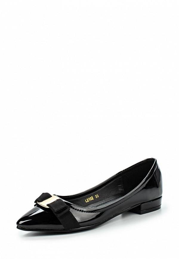 Туфли на плоской подошве Damerose F2-L2102