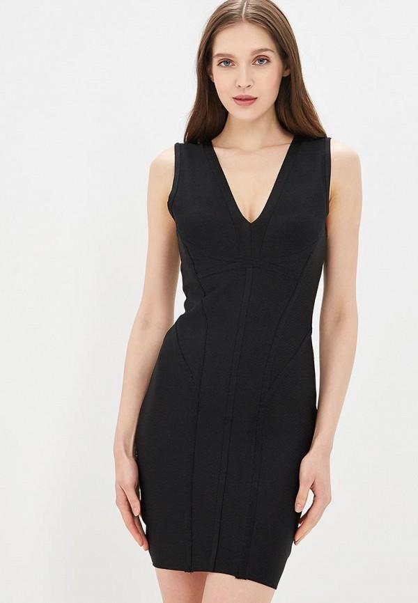 Купить Платье Danity, DA023EWBLTE2, черный, Весна-лето 2018