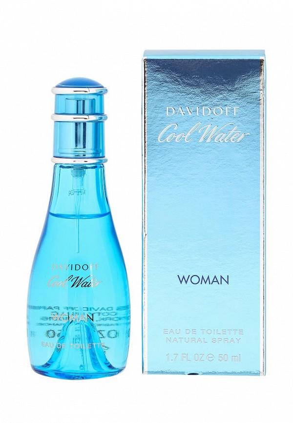 Здесь можно купить Cool water 50 мл  Туалетная вода Davidoff Для женщин