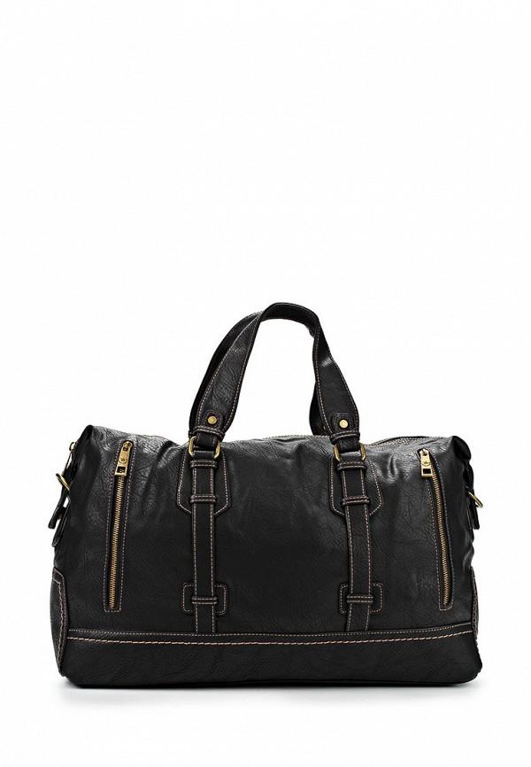 Дорожная сумка David Jones (Дэвид Джонс) СМ2079-1_черный