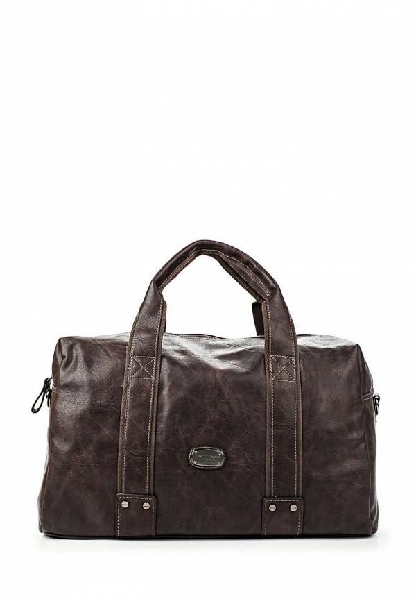 Дорожная сумка David Jones (Дэвид Джонс) 3941-1_т.-коричневый