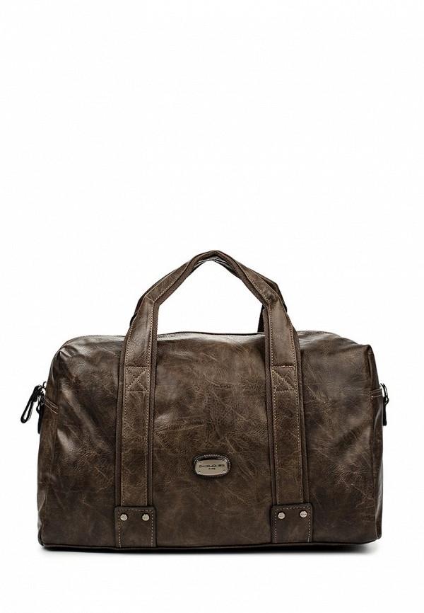 Дорожная сумка David Jones (Дэвид Джонс) 3941-1_т.-зеленый