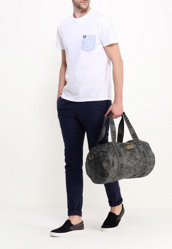 Дорожная сумка David Jones (Дэвид Джонс) СМ0045-12_черный