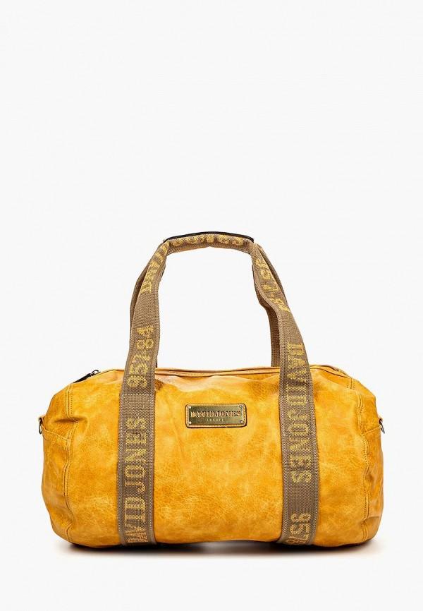 Дорожная сумка  - желтый цвет