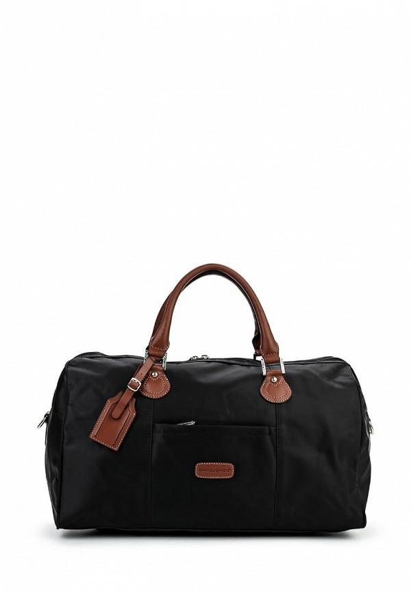 Дорожная сумка David Jones (Дэвид Джонс) СМ8110_черный