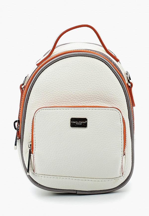 Рюкзак David Jones David Jones DA919BWBGAL0 рюкзак david jones david jones da919bwzgc26